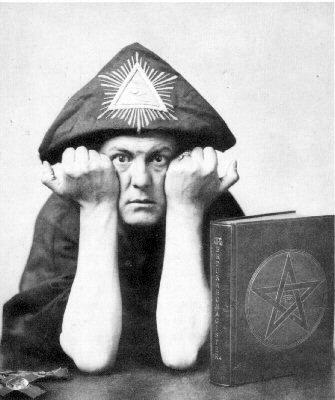 Messages et symboles occulte dans la musique Aleister-crowley